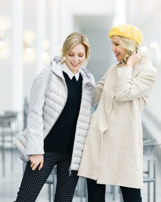 STI Forma Spring Coat Sandy beige