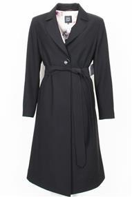 Dixi Coat Spring Coat Black