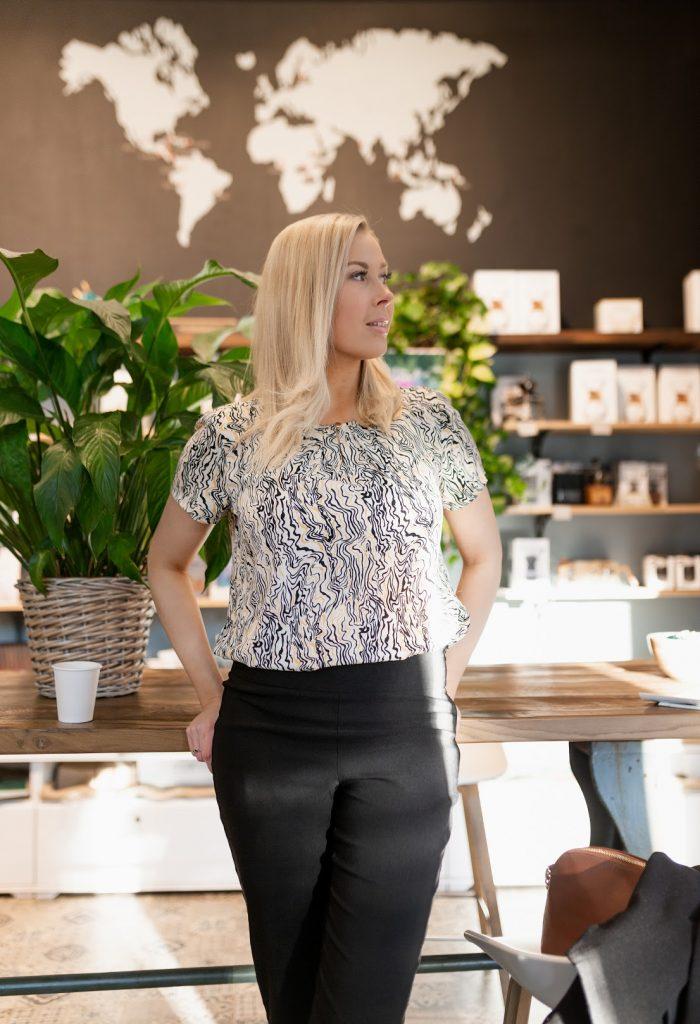 STI Kimber blouse