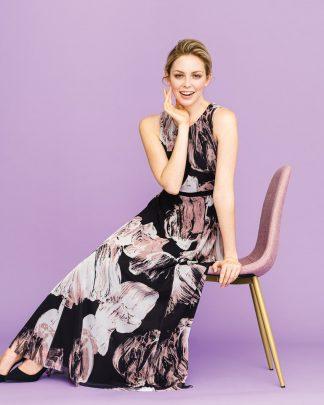 STI Gabriella Dress Black
