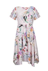 STI Janine Dress Rosa