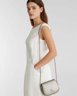 Esprit Shoulder Bag Silver