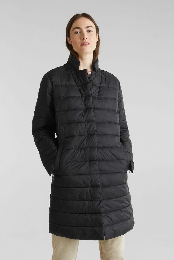 Esprit Spring Wool Coat Sand
