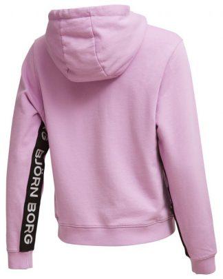 Björn Borg Harmony Hoodie Pink Violet
