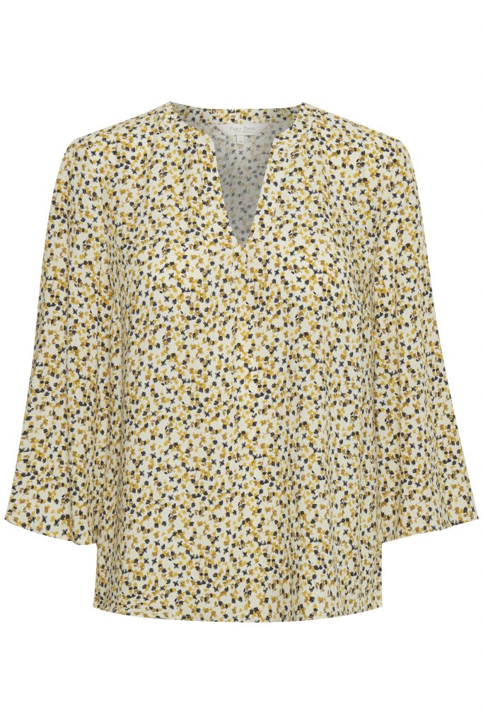 Part Two Knox Blouse Yellow