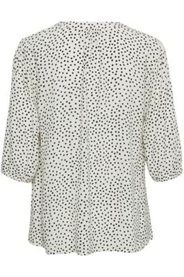 Part Two Carola Blouse White