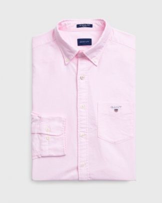Gant Oxford Shirt Light Pink