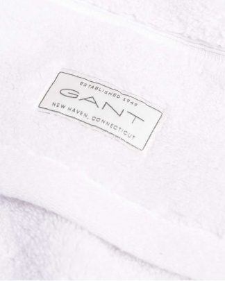Gant Home Organic Cotton Terry Towel White
