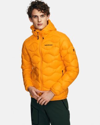 Peak Performance Helium Light-down Jacket Orange