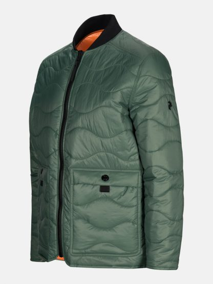Peak Performance X.14 Ozone Jacket Alpine Tundra