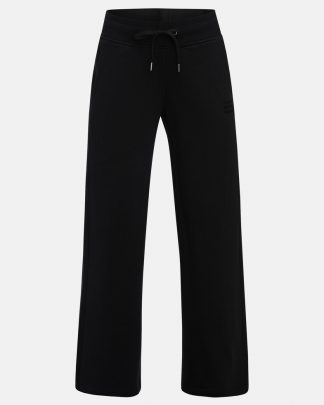 Peak Performance Wide Ground Pants Black