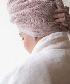 Luin Living Hair Towel Dusty