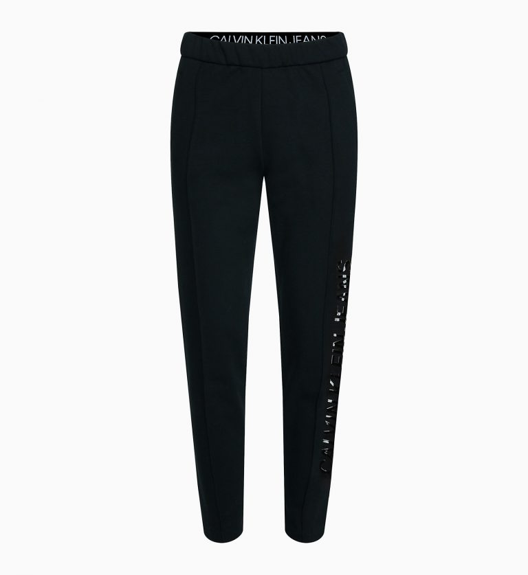 Calvin Klein Institutional Logo Joggers Black