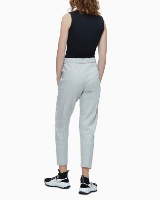 Calvin Klein Institutional Logo Joggers Grey