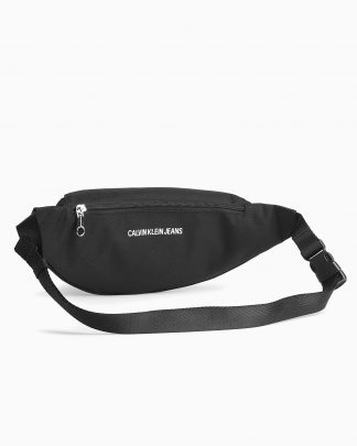 Calvin Klein Sport Bum Bag Black