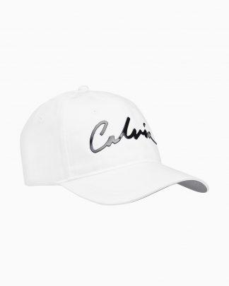 Calvin Klein Signature Cap White