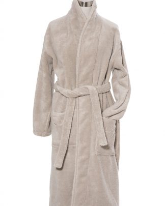 Luin Living Unisex Bath Robe Sand