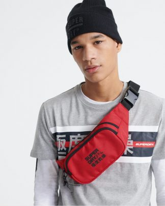 Superdry Small Bumbag Red