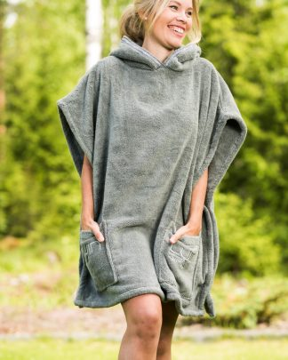 Luin Living Spa Poncho Granite