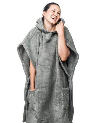 Luin Living Spa Poncho Grande Granite