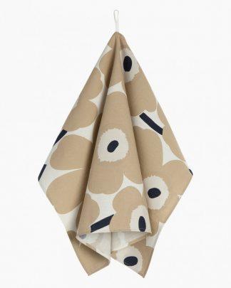 Marimekko Pieni Unikko Kitchen Towel 2-pack