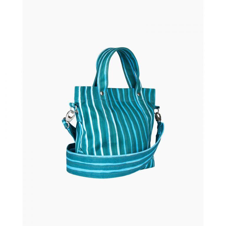 Marimekko Pikku Peruskassi Ristipiccolo Turquoise