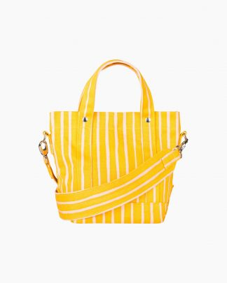 Marimekko Pikku Peruskassi Piccolo Bag Yellow