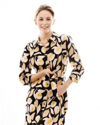 STI Jelisse Linen Dress