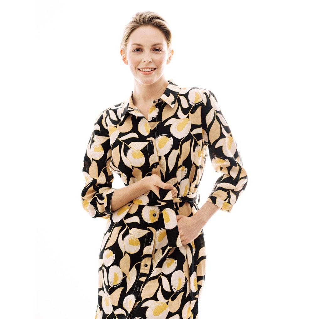 STI Gennie Dress Sininen | Nettivaatekauppa Aukia