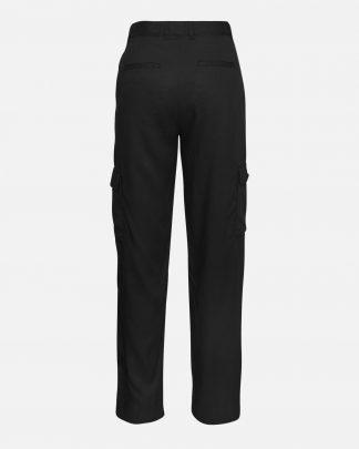 Moss Copenhagen Maira Rosanna Pants Black