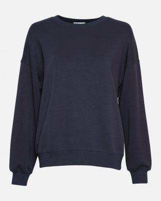Moss Copenhagen Ima Sweatshirt Outerspace