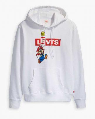 Levi's x Super Mario huppari