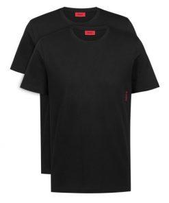Hugo Boss 2-Pack T-shirts Black