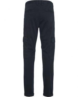 Knowledge Cotton Apparel Joe Trekking Pants Blue