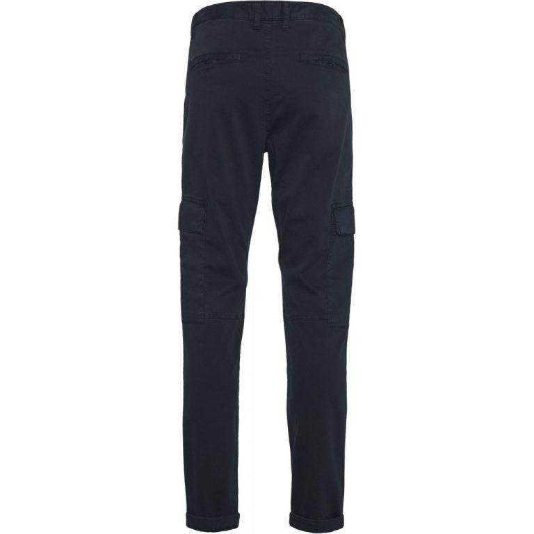 Knowledge Cotton Apparel Joe Trekking Pants Blue