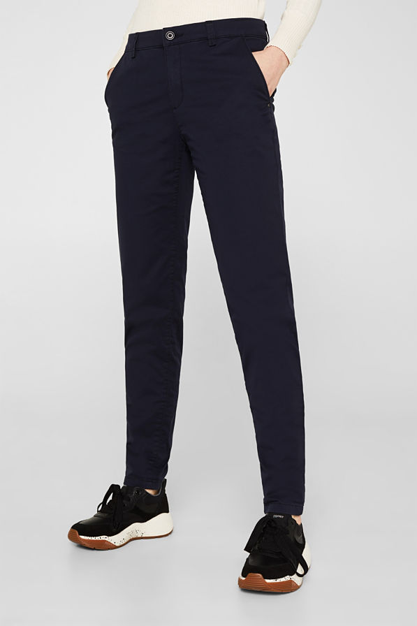 Esprit Chino Pants Navy