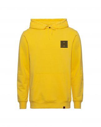 Billebeino Brick Hoodie Yellow