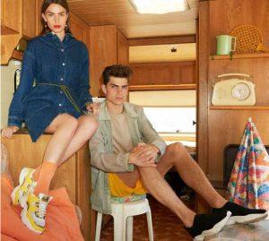 Bianco kengät ja tennarit