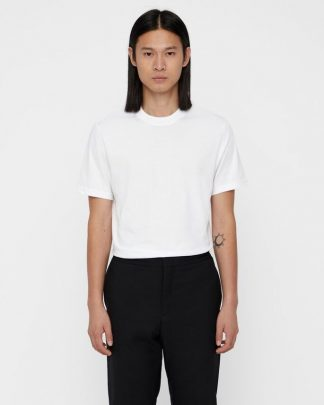 J.Lindeberg Silo Jersey T-shirt White