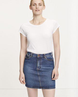 Samsoe & Samsoe Liss T-shirt White