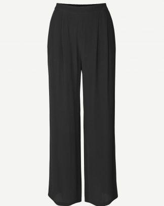 Samsoe & Samsoe Ganda Trousers Black