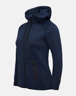 Peak Performance Tech Zip Hood Navy