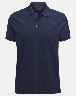 Peak Performance Tech Pique Shirt Blue