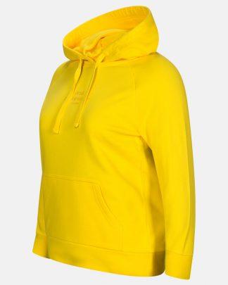 Peak Performance Original Light Hood Women Stowaway Yellow