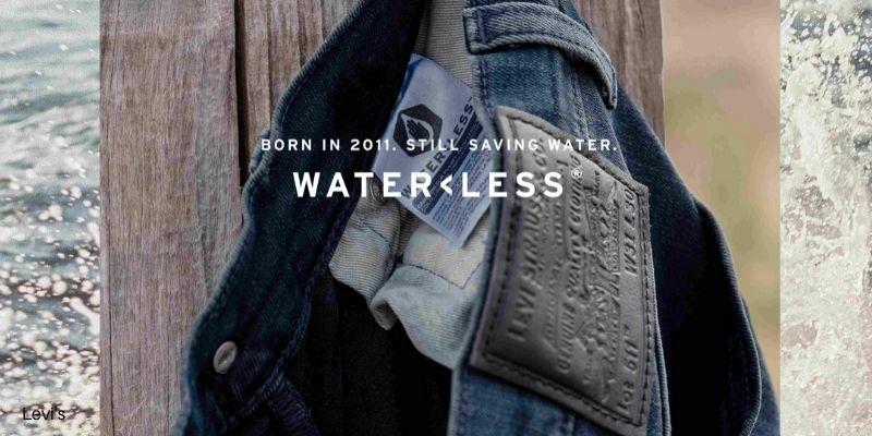 Levi's Waterless farkut