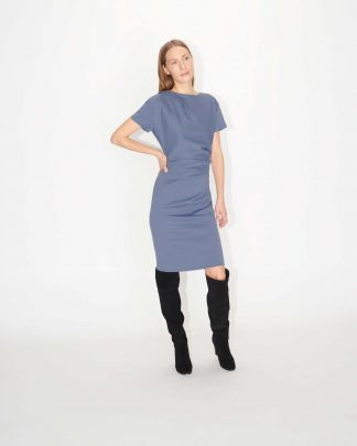 Tiger of Sweden Izlo Dress Mist Blue