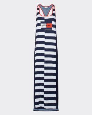 Tommy Hilfiger Stripe Tank Dress