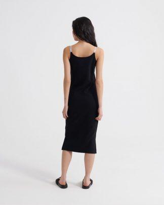 Superdry Urban Bodycon Dress Black