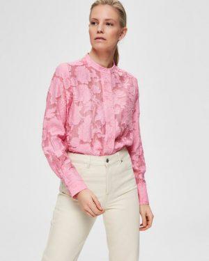 Selected Femme Shadie Shirt Rosebloom
