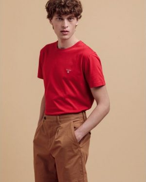 Gant The Original T-Shirt Fiery Red
